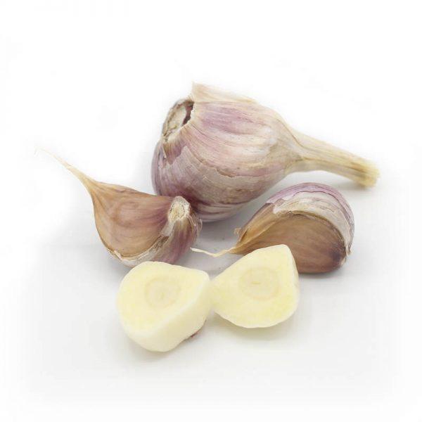 KMB Farms--Korkon Red Garlic (Cloves)